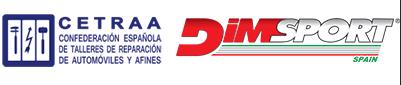 Logotipo cetraa Dimsport
